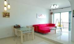 Квартиры на Санья 1-комнатная 26 этаж (Дадунхай)
