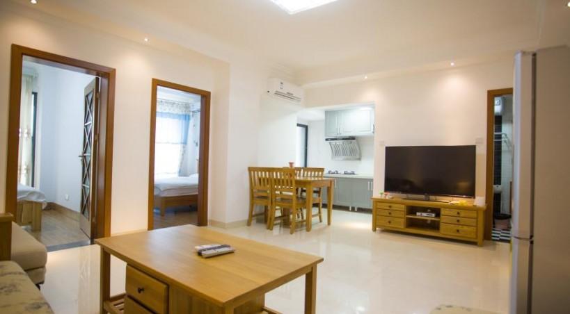 Квартира в Санья: 2-комнатная 22 этаж (Дадунхай)