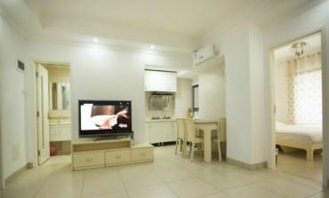 Квартира на Санья: 2-комнатная 18 этаж (Дадунхай)