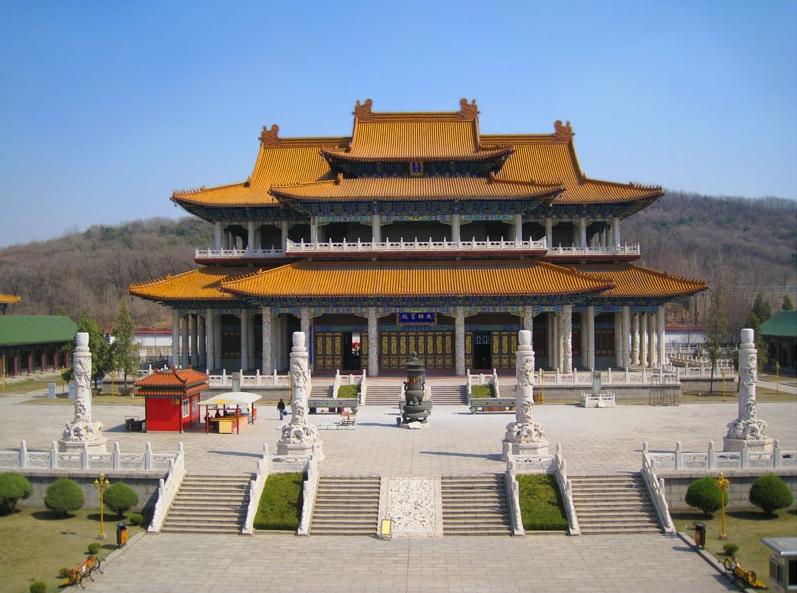центр буддизма наньшань хайнань
