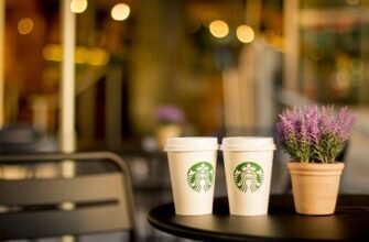 кафе Starbucks на Хайнане